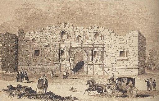 1854 Alamo
