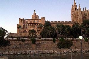 Castell de l'Almudaina (Palma, Illes Balears)/...