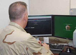 Computers at the Guantanamo Bay Naval Base are...