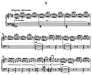 Arabesque n° 2 de Claude Debussy