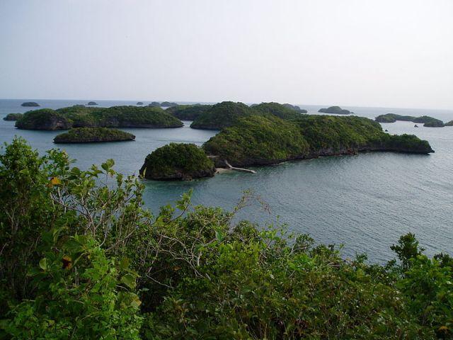 Hundred Islands - jhanzey.net