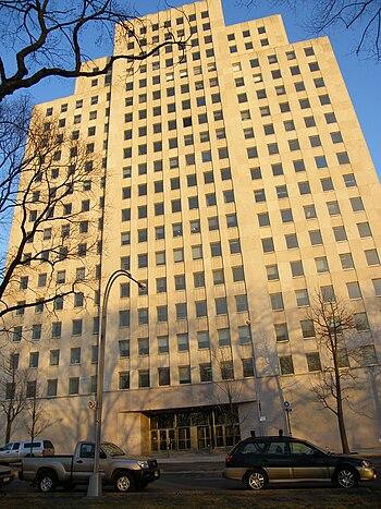 English: Interchurch Center in New York City