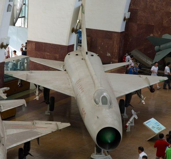 Shenyang J-8 - Wikipedia