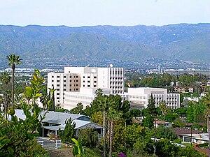 English: Photo taken of the Loma Linda Univers...