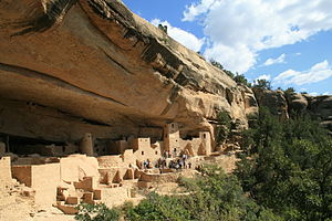 Mesa Verde National Park Cliff Palace 2 2006 09 12