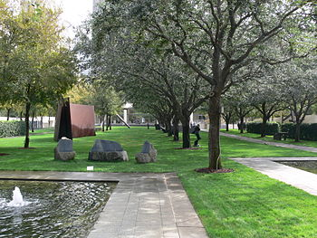 Nasher Sculpture Center, Dallas, Texas In the ...