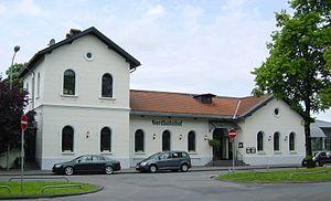 Nordbahnhof Krefeld