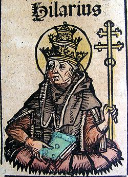 sveti Hilarij - papež