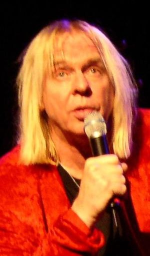 Rick Wakeman in 30. October 2003 in Somerville, MA