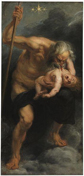 Rubens saturn