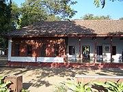 El ashram Sabarmati creado por Ghandi.