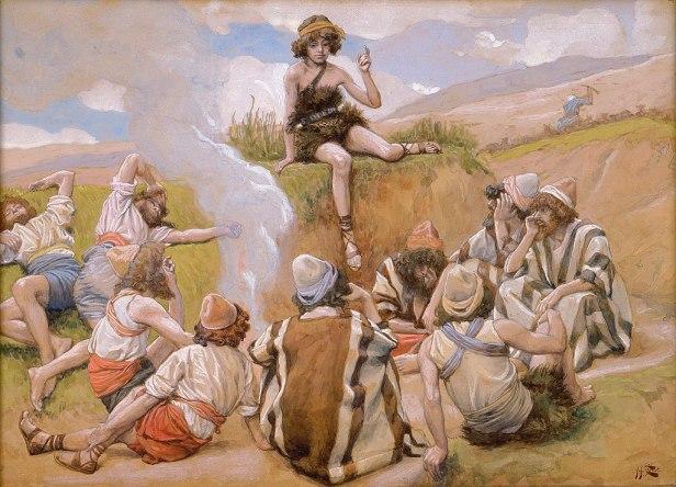 Tissot Joseph Reveals His Dream to His Brethren