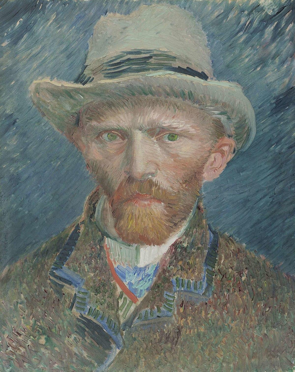 Health of Vincent van Gogh - Wikipedia