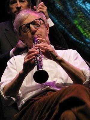 Woody Allen (born Allan Stewart Konigsberg; De...