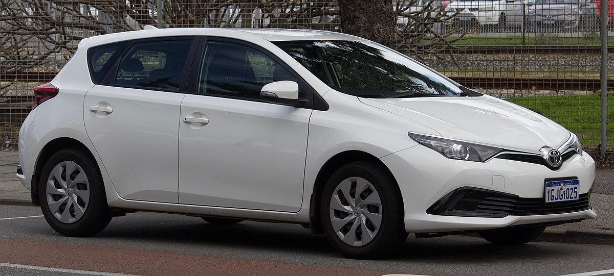 Toyota Auris Wikipedia