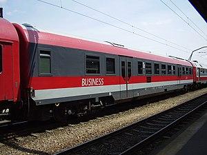 CFR Business class wagon
