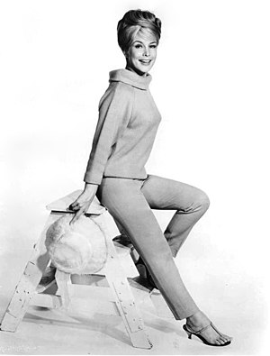 Publicity photo of Barbara Eden from the telev...