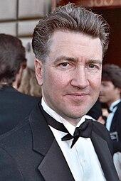 Lynch At The  Emmy Awards Ceremony