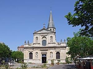 Saint-Pierre-Saint-Paul church (i.e. Saints Pe...