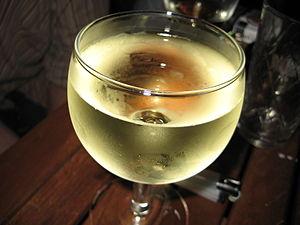 Elbling wine