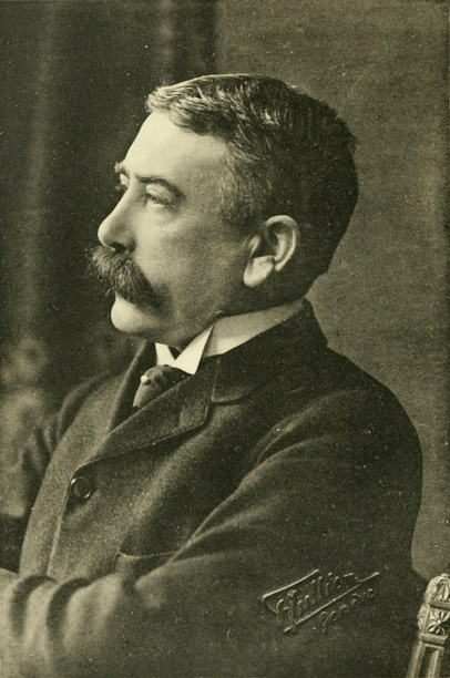 The Swiss linguist Ferdinand de Saussure (1857–1913)