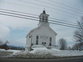 Ferrisburgh Town Grange in Ferrisburgh, Vermont