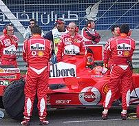 Photo by Sports Fan taken at Bahrain GP 2006