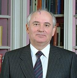Gorbachev em 1987