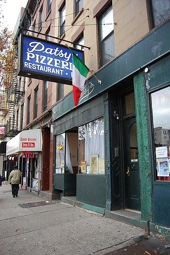 2287 1st Avenue, East Harlem, New York.