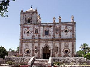San Ignacio Mission / Misión de San Ignacio, B...