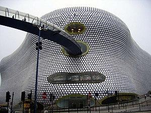 Selfridge store, Birmingham Bull Ring