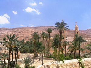 St. Anthony's Egyptian Coptic Monastery at Com...
