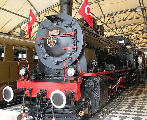 TCDD 55022 Rahmi M. Koç Museum