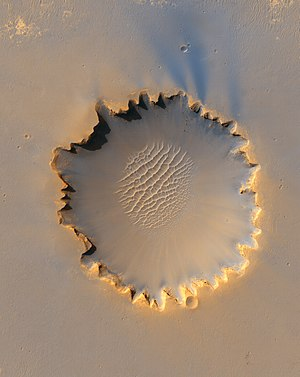 Taken by HiRISE on MRO