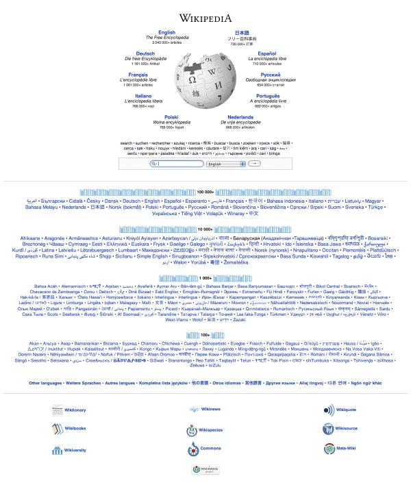 website - Wikidata