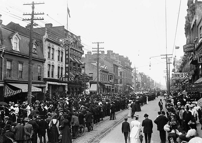 File:1900s Toronto LabourDay Parade.jpg