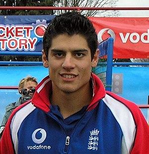 Alastair Cook at Cricketforce Launch, Upminste...