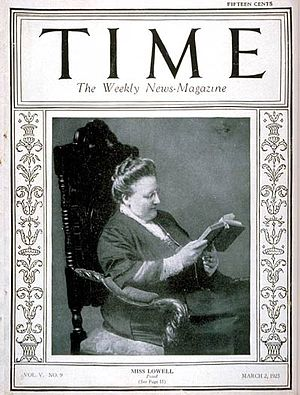 TIME Magazine cover from March 2, 1925 featuri...