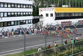 English: Autodromo Dino and Enzo Ferrari in Im...