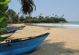 Dickwella-Beach Pehambiya-Headland Southern Sri-Lanka