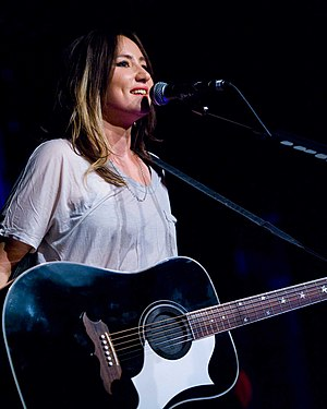English: KT Tunstall performs at the Showbox S...