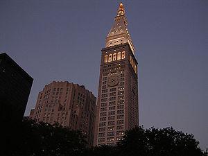 Metropolitan Life Insurance New York
