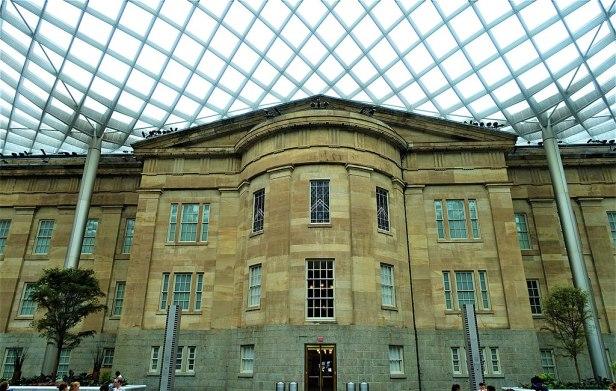 National Portrait Gallery, Washington - www.joyofmuseums.com - exterior 2