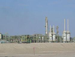 Instalação petrolæera