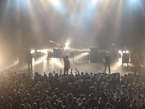 Our Lady Peace performing in Kitchener, Ontari...