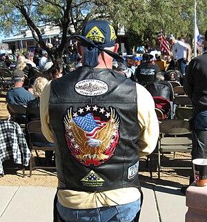 Patriot Guard Rider