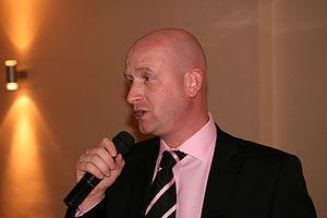 Paul Nuttall MEP
