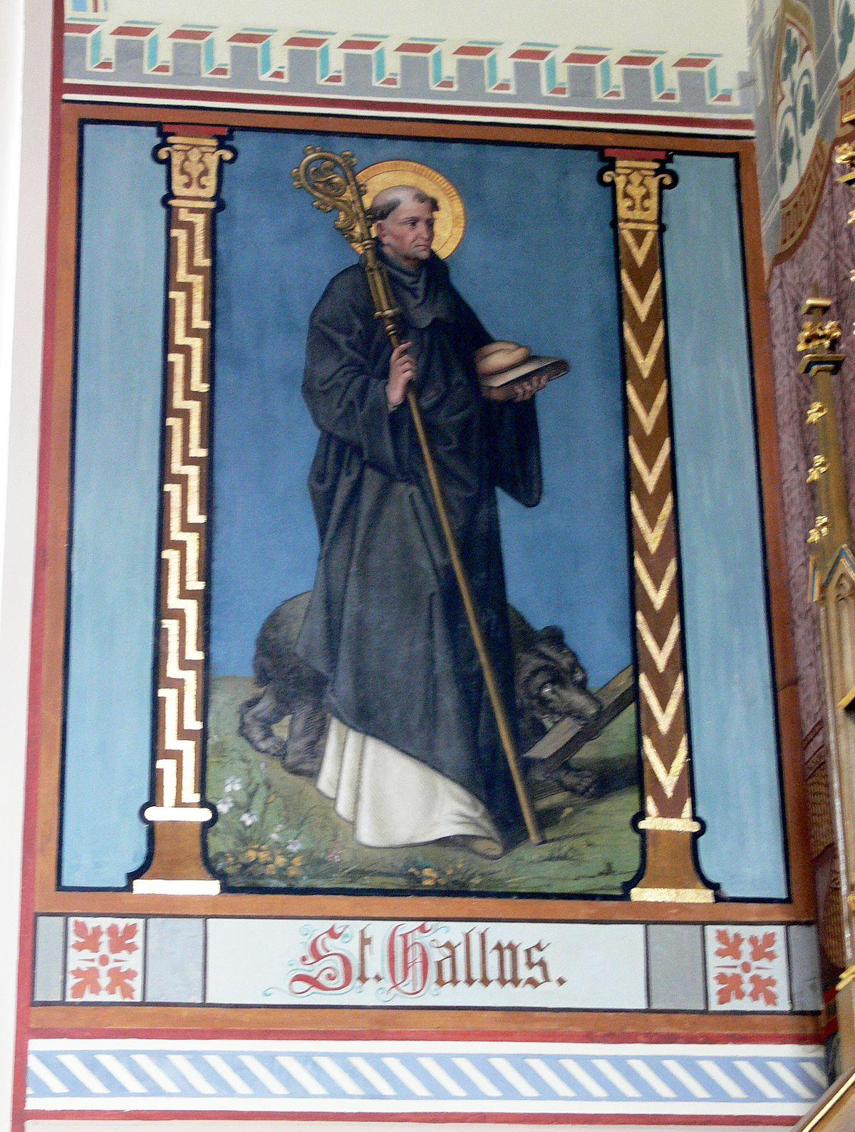 Saint Gall Wikipedia