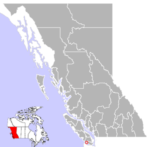 Port Renfrew, British Columbia Location