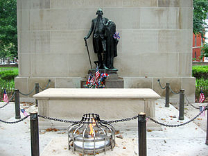 Tomb of the Unknown Soldier, Philadelphia